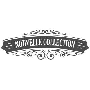Nouvelle collection bandeau arrondi
