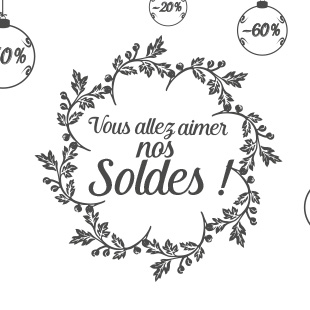 soldes boules ornements