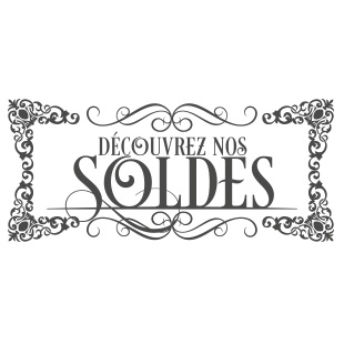 soldes ornement baroque